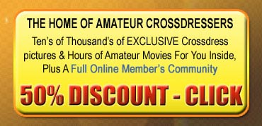 Join Clubcrossdresser with a 50% Discount!